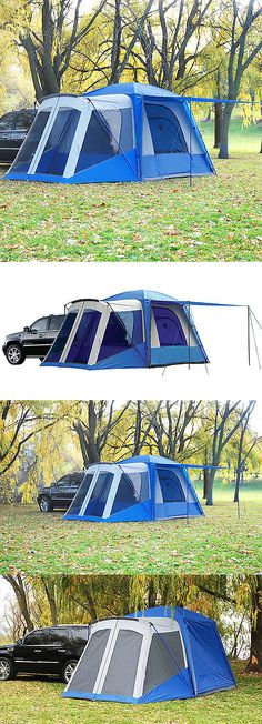 Tents and Shelters 72670: Napier Outdoors Sportz Suv Tent -> BUY IT NOW ONLY: $369.99 on eBay!