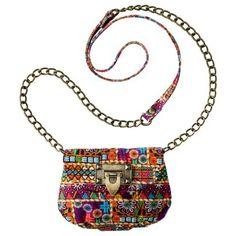 Mossimo Supply Co. Mini Crossbody Handbag - Multicolor