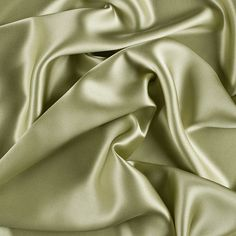 Items similar to Celery Green Stretch Silk Charmeuse, Fabric By The Yard on Etsy Green Silk, Green Satin, Green Fabric, Muslin Fabric, Satin Fabric, Silk Charmeuse, Fashion Fabric, Shades Of Green, Wall Collage
