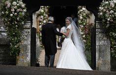 Gb, il matrimonio di Pippa Middleton: le nozze con James Matthews