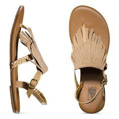 Kihana Fringe | Shop Womens Sandals at Vans