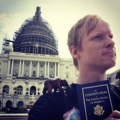 Lever den amerikanska drömmen! #americantechnodrome #livebytheconstitution #diebytheconstitution by sebbeobe