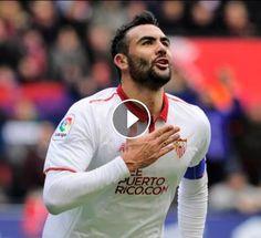 HD Video Highlights: Osasuna v Sevilla - La Liga - 22 January 2017. Watch video highlights of Spanish La Liga match: CA Osasuna vs Sevilla FC. Match r...