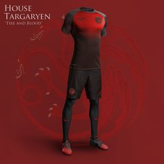 Game of Thrones World Cup Nike concepts on Behance Nike Soccer Jerseys, Football Uniforms, Sports Uniforms, Football Kits, Soccer Shirts, Sports Shirts, Manchester United Away Kit, Premier League Goals, Tri Suit