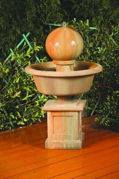 Free Shipping and No Sales Tax on the Marinus Garden Water Fountain from the Outdoor Fountain Pros.