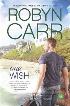 One wish by Robyn Carr.  Click the cover image to check out or request the romance kindle.