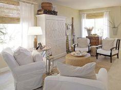 Smart Living Room Upgrades-Using slipcovers