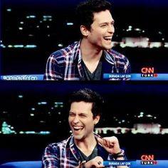 Bir insanın gülüşü ancak bu kadar güzel olur...