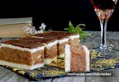 Recepti i Ideje: Kolači Pita Recipes, Sweet Recipes, Cookie Recipes, Dessert Recipes, Kolaci I Torte, Croatian Recipes, Home Baking, Special Recipes, Sweet Cakes