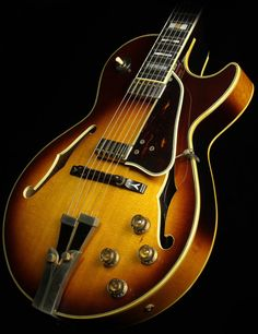 1980 Ibanez GB-10 George Benson Model Archtop... like the tailpiece