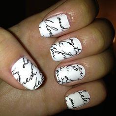 black & white cursive nail wraps https://subscribe.goscratch.it/
