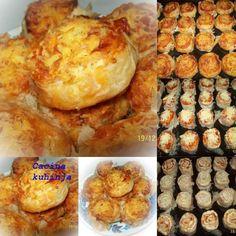 Posne pituljice - Posna jela i kolači, Slane pite i rolati recepti