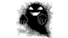 Image result for pixel ghosts