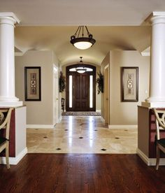 add a foyer to a rancher - Google Search