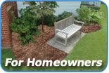 TFH recommends aluminum landscape edging intsead of steel. here's one.