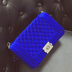 Diamond Embroidery Women's Bag Velvet Luxury Handbags Women Bags Designer Fashion Bolsa Feminina Women Shoulder Bags