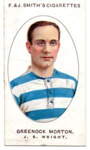 Greenock Morton J Smith, Will Smith, Greenock Morton, Casket, Scotland, Soccer, Football, Club, Box