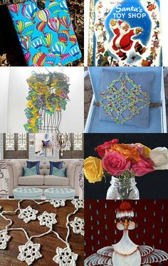 UP UP and AWAY for 2014 (Promo 8 and friends) by Lana Thibeault--Pinned with TreasuryPin.com