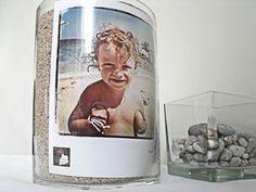 Centrotavola fatti in casa: crea con le tue foto