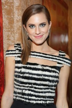 Allison Williams' glowing complexion - here's how to get it!