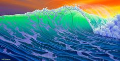 Scott Christensen | COTW Surf Artist