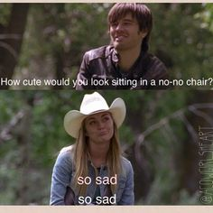 - Growing Pains <- this is my favorite Tamy moment! Watch Heartland, Heartland Quotes, Heartland Ranch, Heartland Tv Show, Heartland Seasons, Best Tv Shows, Best Shows Ever, Favorite Tv Shows, Favorite Quotes