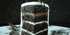 Black Velvet Cake – Move Over Red! | The Baking Bit | Page 2