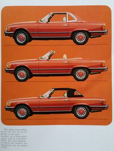 Original 1973 dealership brochure.