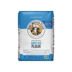 King Arthur Flour Unbleached Bread Flour, 5 Pound (Packaging May Vary) - Food Cinnamon Scones, Best Cinnamon Rolls, King Arthur Flour, Sourdough Bread, Rye Bread, Artisan Bread, How To Make Bread, Bread Baking, Bread Recipes