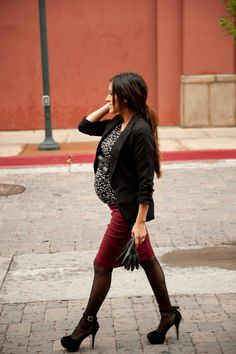 Must-have this Fall: Burgundy!