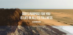 God is not the source of your hardships...