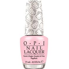 Beauteprivee - OPI - Vernis à ongles - Collection Hello Kitty Cherry Blossom…