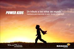 POWER KIDS  Un tributo a los niños del mundo