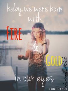 Bea Miller, Fire n Gold IM LISTENING TO THIS SONG AND RIGHT WHEN THIS PART CAME ON I SAW THIS OMG OMG OMG OMG OMG