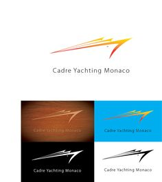 logo concept for Cadre Yachting on Behance