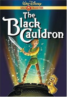 The Black Cauldron :: 12 Disney movies you've never seen (but should!) | #BabyCenterBlog  (Great suggestions in the comments, too!)
