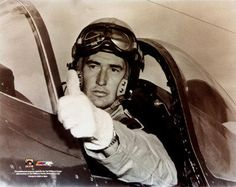 Marine Fighter Pilot Ted Williams