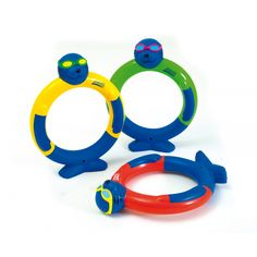 Zoggs Kids Seal Flips Swim Training Toy years Multicoloured for 3