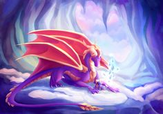 Spyro ~ Let me teach you magic ~ by Lord-StarryFace.deviantart.com on @DeviantArt