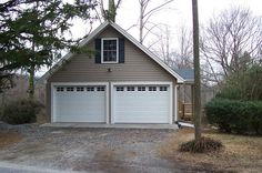 Adding attached garage with breezeway pictures garage for Attached garage plans with bonus room