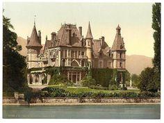 Thun castle, Thun, Switzerland