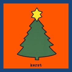 Nijntje kerst Miffy, Superhero Logos, Projects To Try, Xmas, Seasons, Stickers, Iphone, School, Drawings