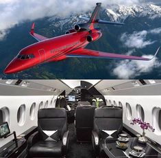 Fenix Jet take me to know new countries. Luxury Jets, Luxury Private Jets, Private Plane, Private Jet Interior, Jet Privé, Vacations To Go, Nissan 370z, Jet Plane, Air Travel