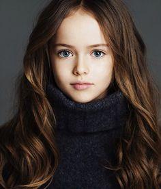 'La nena més bonica del món' Kristina Pimenova