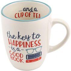 The Key To Happiness Mug