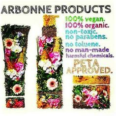 Arbonne Products Consultant ID # 14992382 or contact me to order at emilypierce6813@yahoo.com