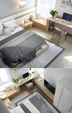 Современная спальня :: Мой Интерьер