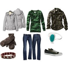 """the perfect bella swan outfit"" by natihasi on Polyvore"