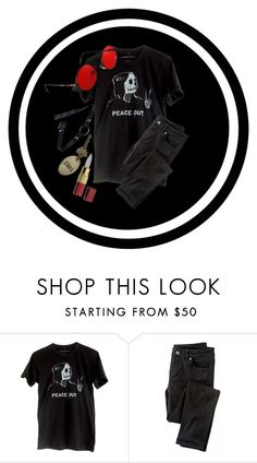 """""""peace out"""" by glowzs ❤ liked on Polyvore featuring Wrap"""