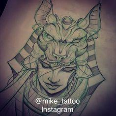Anubis tattoo toronto tattoo ideas